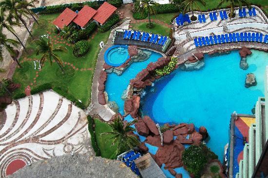 El Cid El Moro Beach Hotel Resort In Mazatlan Mexico