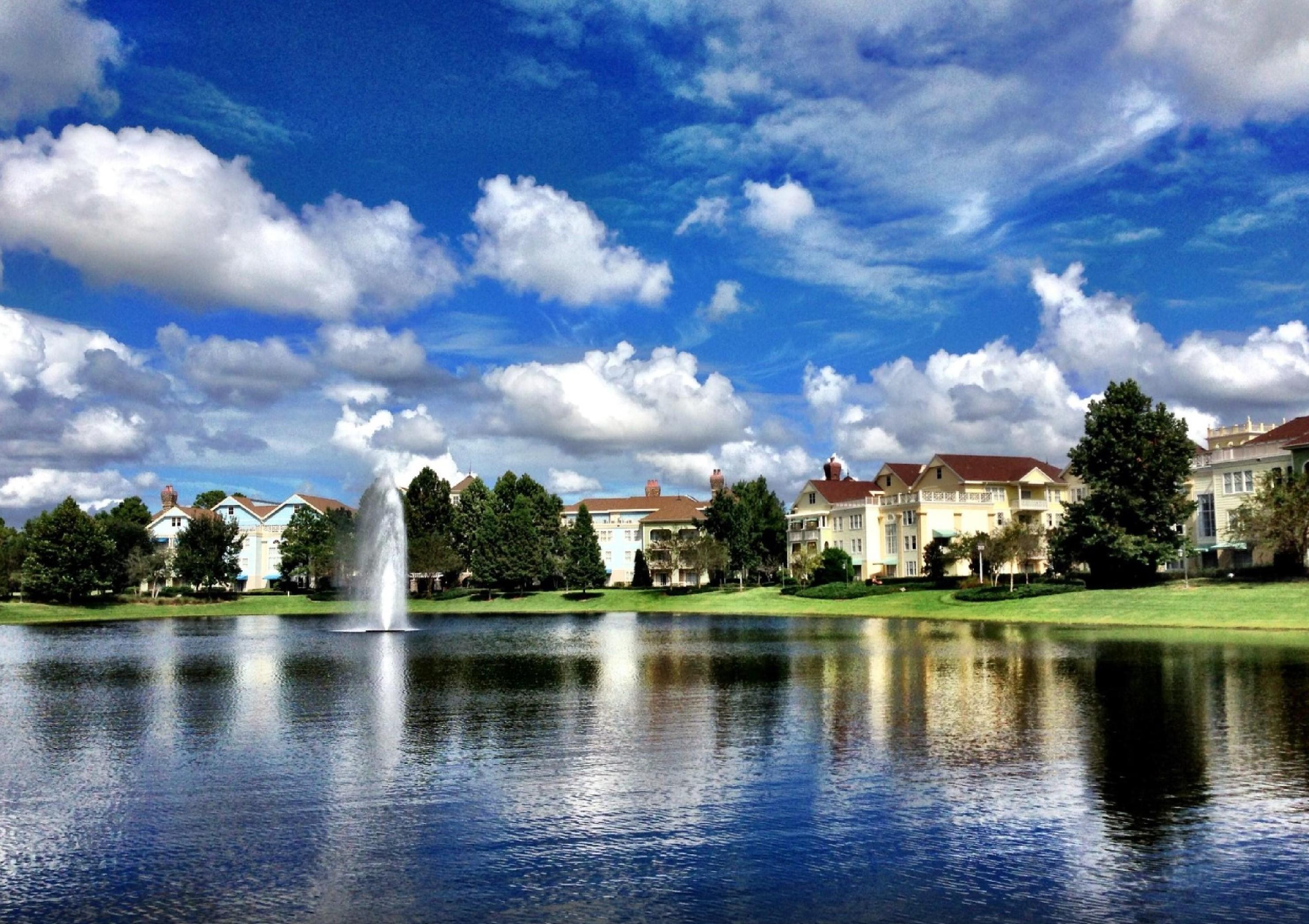 Disney S Saratoga Springs Resort In Orlando Fl
